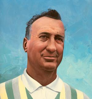 John Barnum, longtime Blythefield head pro