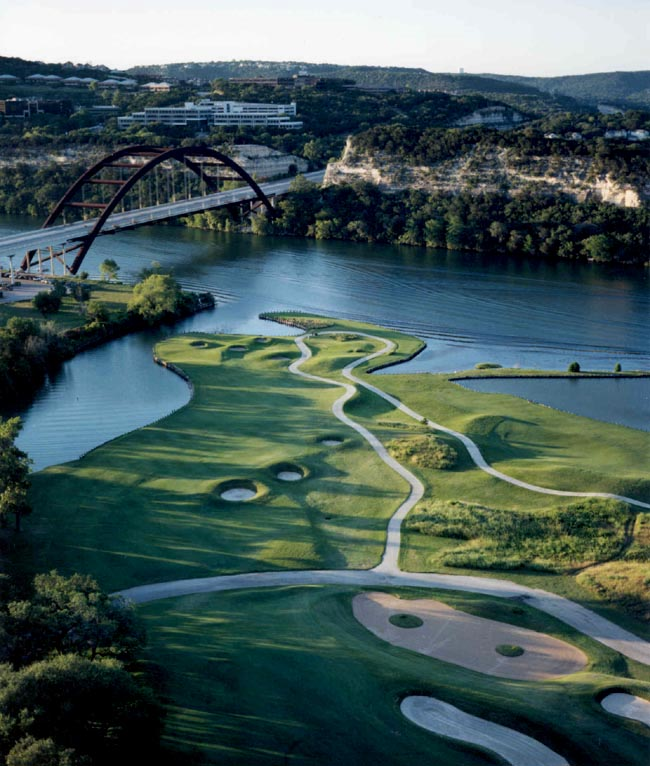 A bridge too far: ACC's par-five third hole