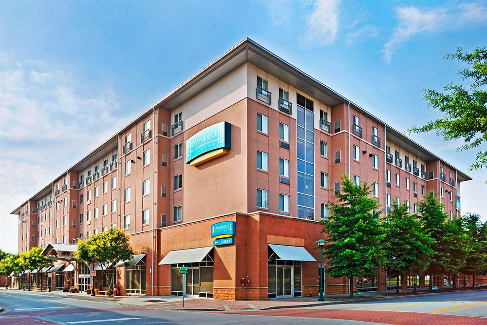 Ideally located, Staybridge Suites Downtown