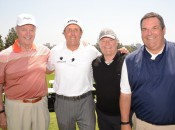 Phil Mickelson with the Lowerys at the FOG