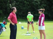Nichols stays in touch with Symetra players such as Brittany Altomare