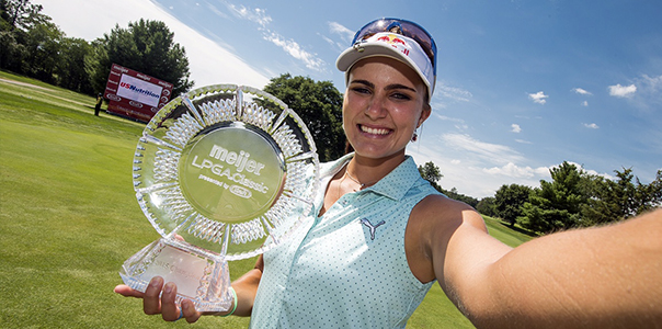 Meijer LPGA Classic has an ideal champion in Lexi Thompson
