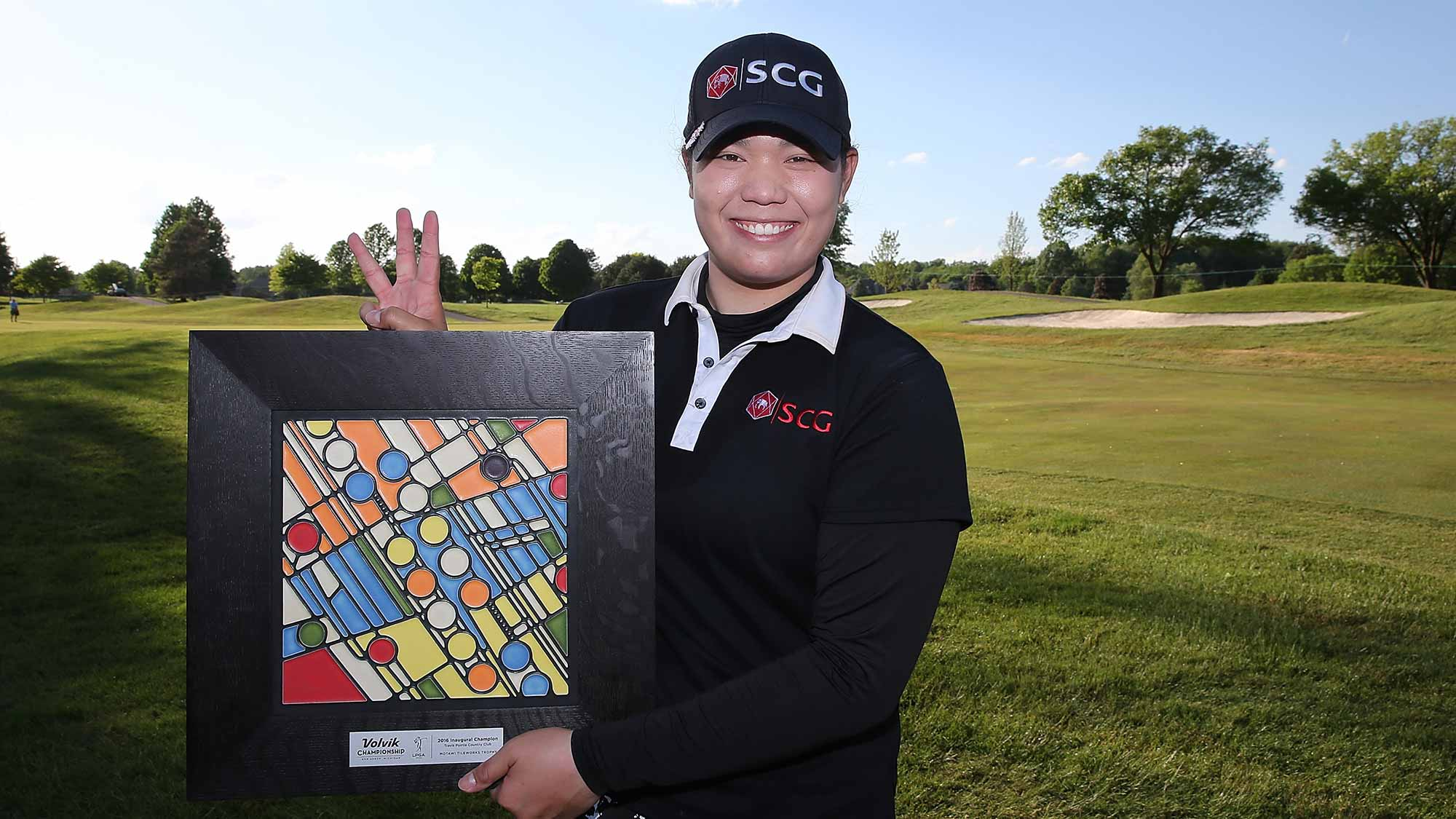 It was the third straight win for Jutanugarn in An Arbor