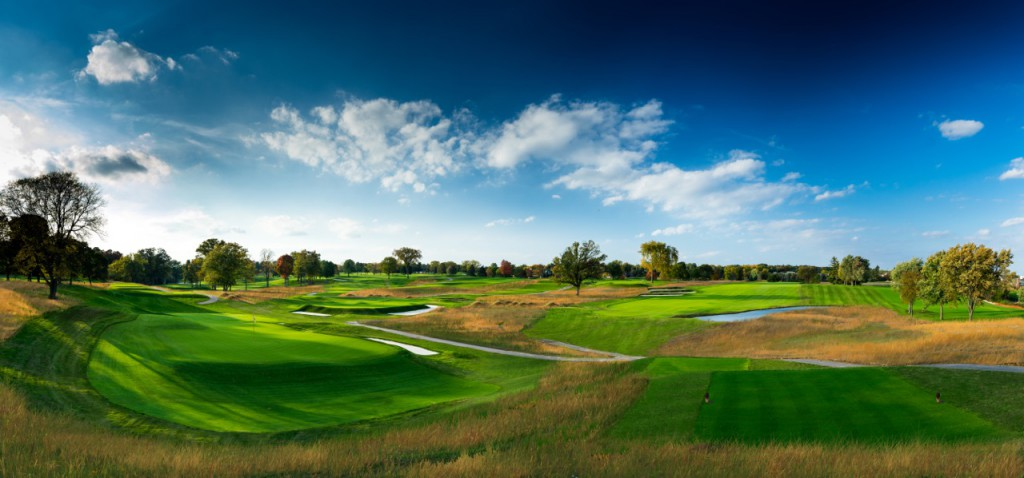 Meadowbrook CC has undergone a stunning renovation