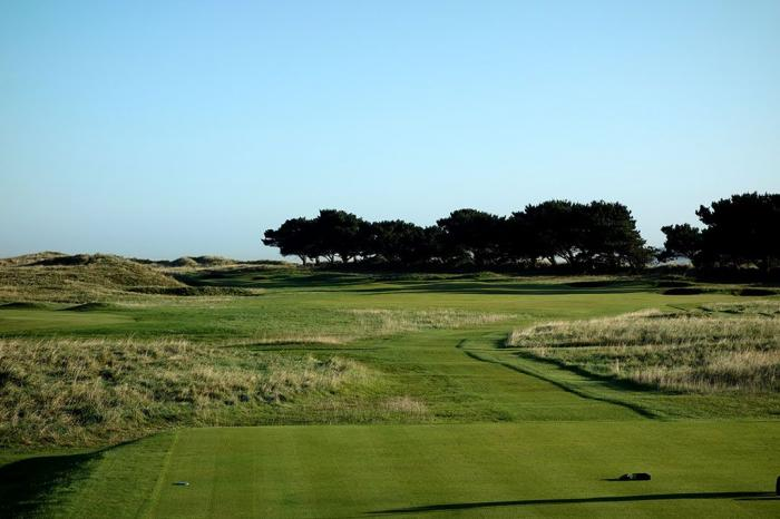 Famed Portmarnock: the spirit of links golf