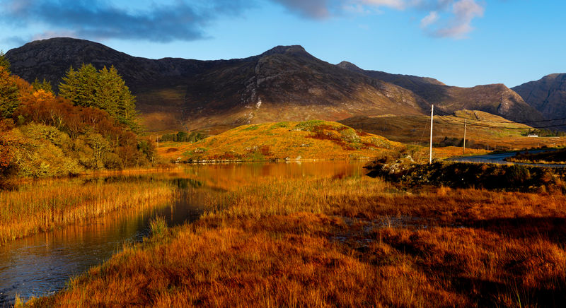 The priceless beauty of Connemara country