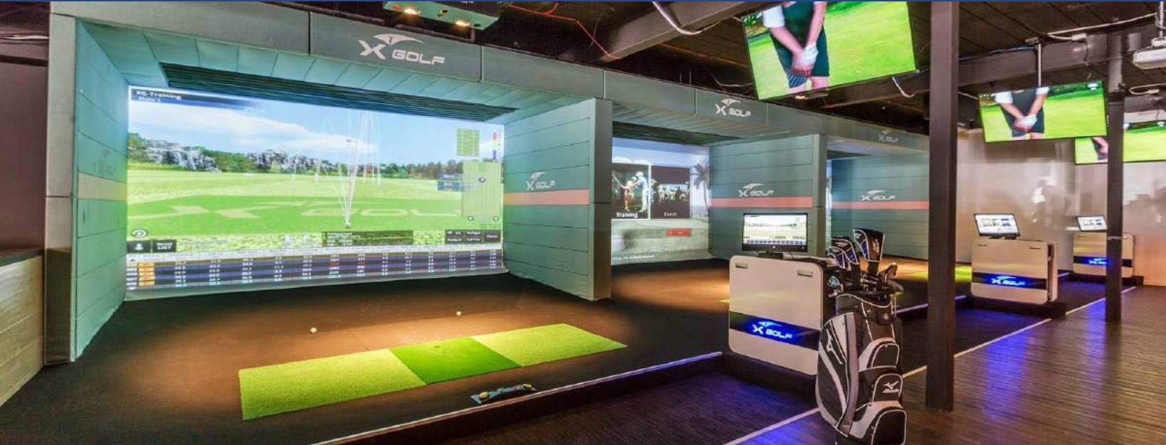X-Golf: now with 4 locations in Mich.