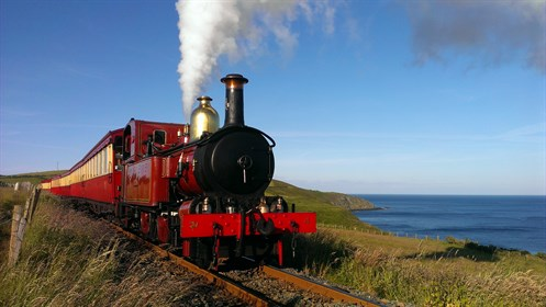 Steam Railway: a trip back in time