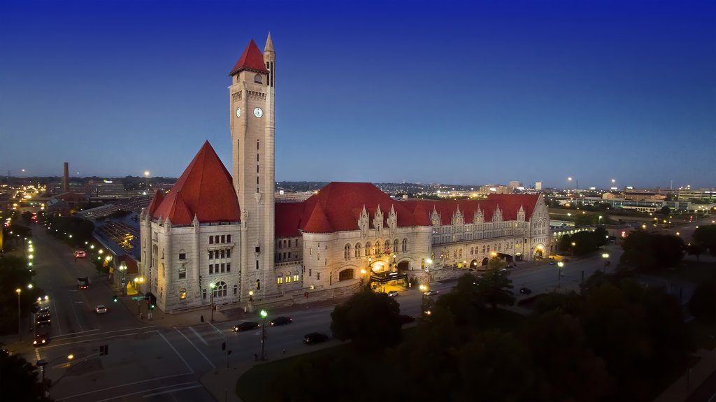 Union Station is a National Historic Landmark