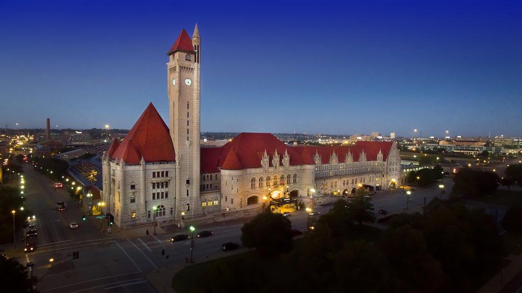 Union Station is a National Historic Landmark