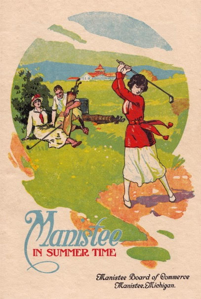 Manistee, circa 1920