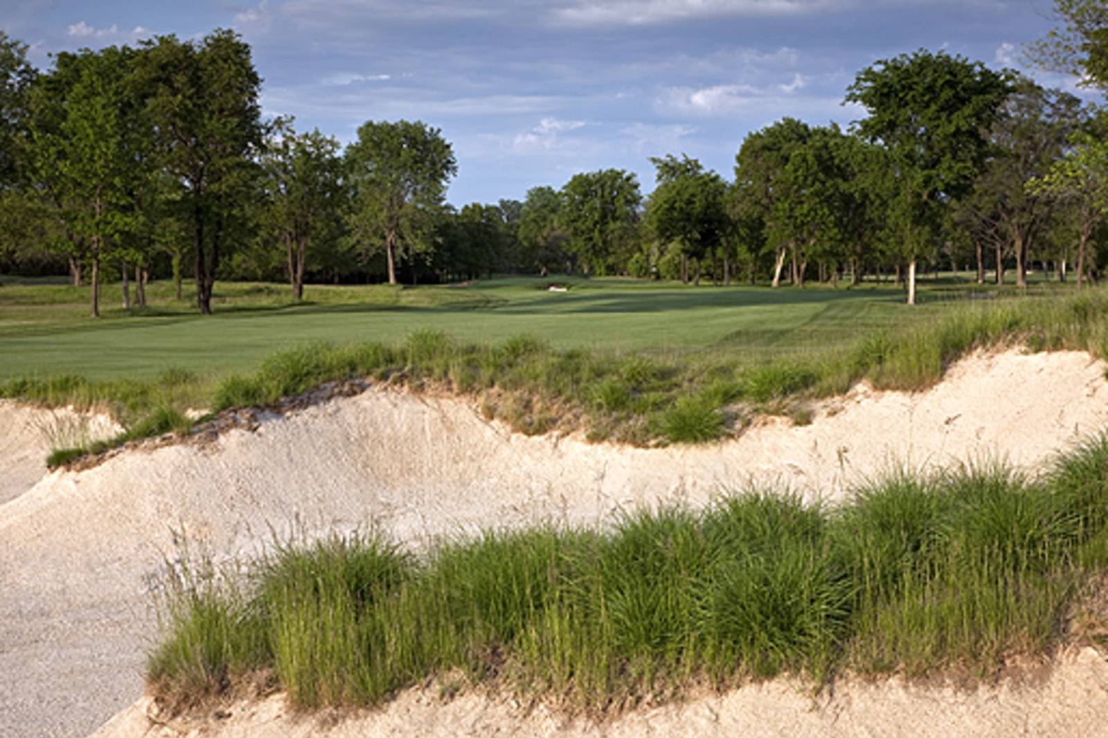 Warren Course at ND