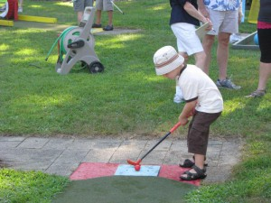 Putt-for-Life Miniature Golf Tournament