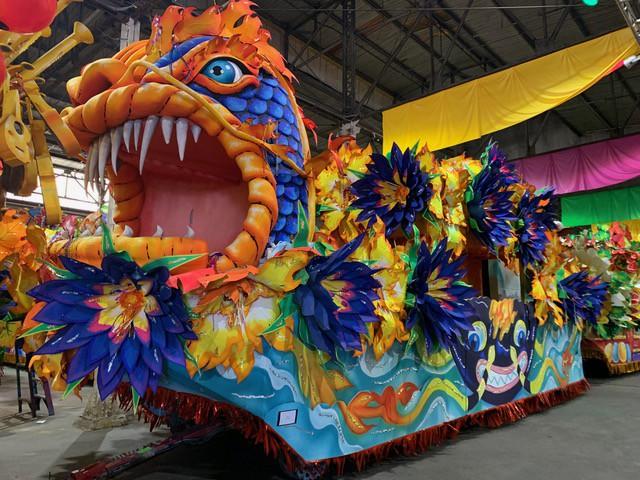 The next best to Mardi Gras
