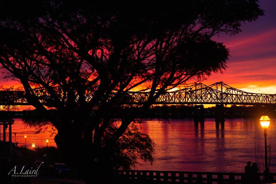 Natchez: Along the Mighty Mississippi