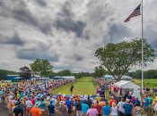 This was NOT the scene for this year's Marathon LPGA Classic