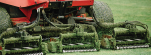 Mower blades must be regularly checked