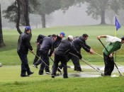 Yeoman maintenance efforts at Cascade Hills