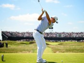 Morikawa wins the Open Championship in balmy weather