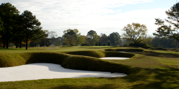 The gorgeous, penal bunkers of Holston Hills