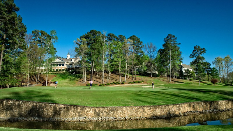 The quiet, beautiful Harbor Club site is sympatico with its quiet, beautiful design. (Photo from harborclub.com)