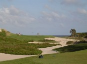 Ocean Link's par 3 15th is one of the most visceral and dramatic green sites in Florida golf.