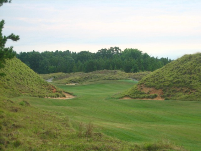 These two large dunes act as a portal to the world of Tobacco Road.