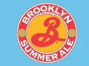 brooklyn summer ale label