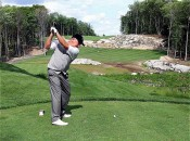 Mark O'Meara designed Grandview Golf Club, his first global solo design, in Ontario's Muskoka region.