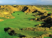 Play Away: The first hole at Doonbeg Golf Club