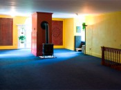 The Yoga Center at Solar Hill studio, Brattleboro, Vermont