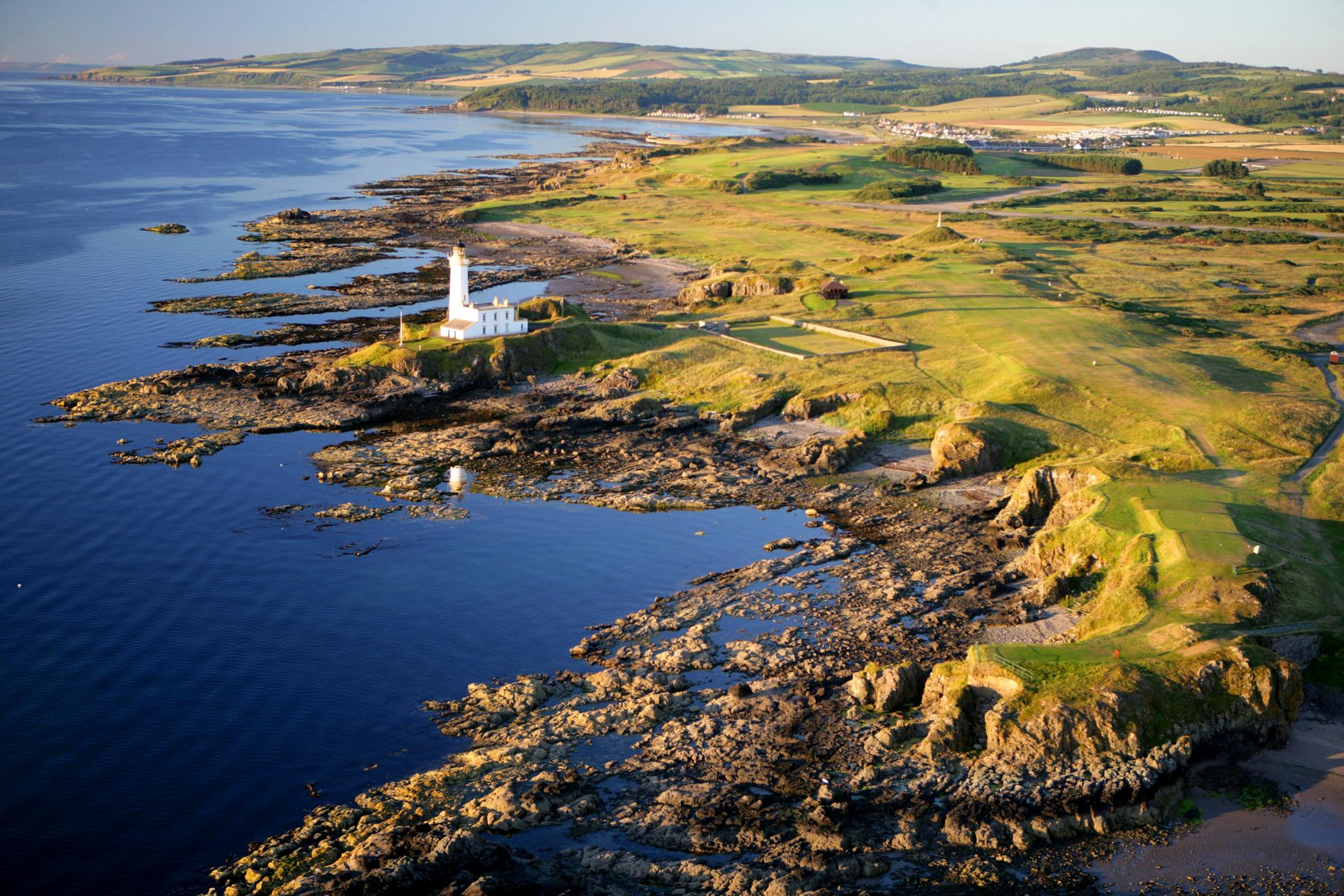 God's view of Turnberry