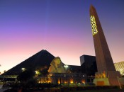 Luxor (Photo courtesy Las Vegas News Bureau)