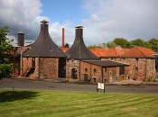 The historic Belhaven Brewery