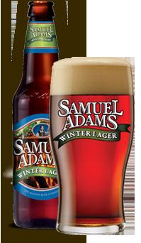 Twelve Beers of Christmas 3: Samuel Adams Winter Lager