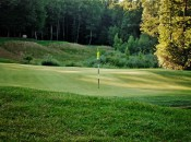 Brattleboro Country Club, hole thirteen