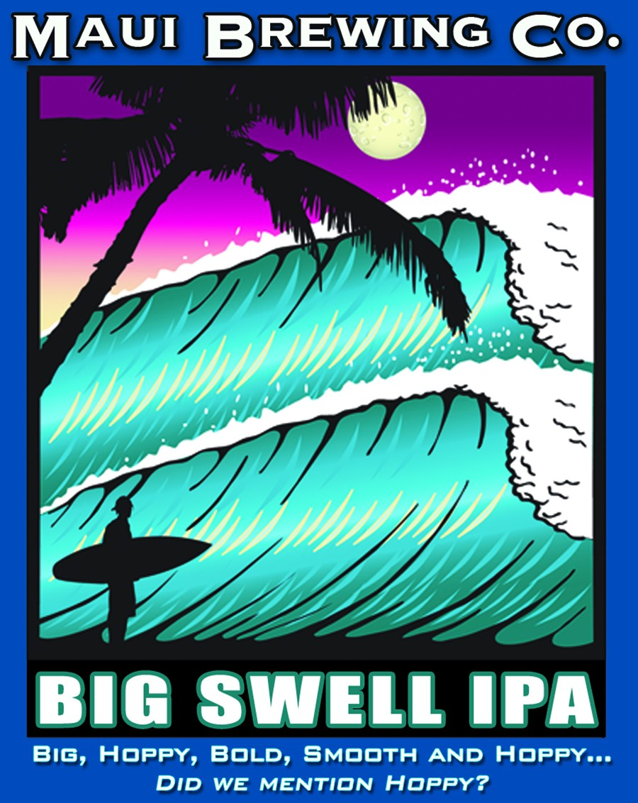 Tap Beer Of The Day Big Swell Ipa