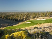 The sixth hole at Brasada Canyons