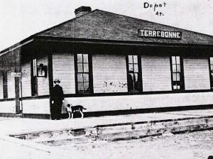 Terrebone Depot 1911