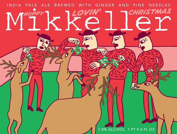 Mikkeller Hoppy Lovin' Christmas