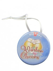 Victory Winter Cheers ornament