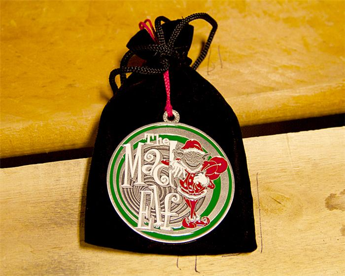 Mad Elf Ale ornament