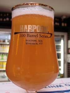 Harpoon White IPA
