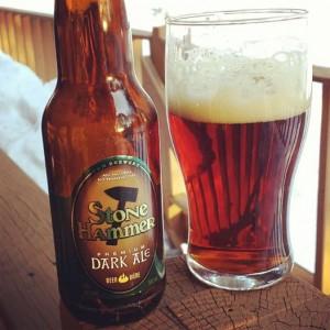 SH dark ale