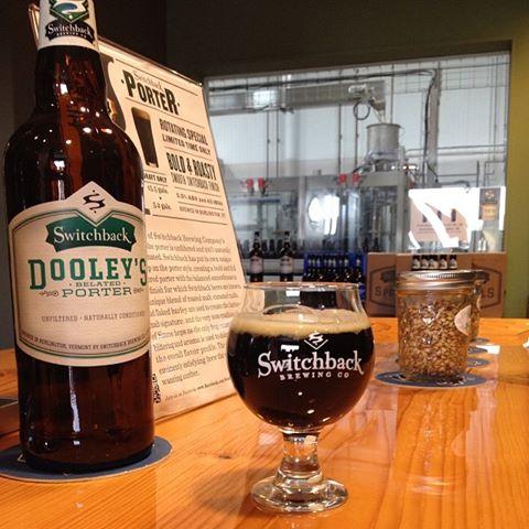 Dooley's Belated Porter