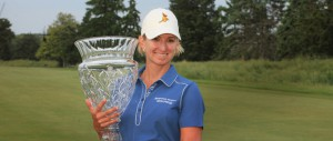 Karrie Webb, defending champ heading into the 2014 ShopRite LPGA Classic
