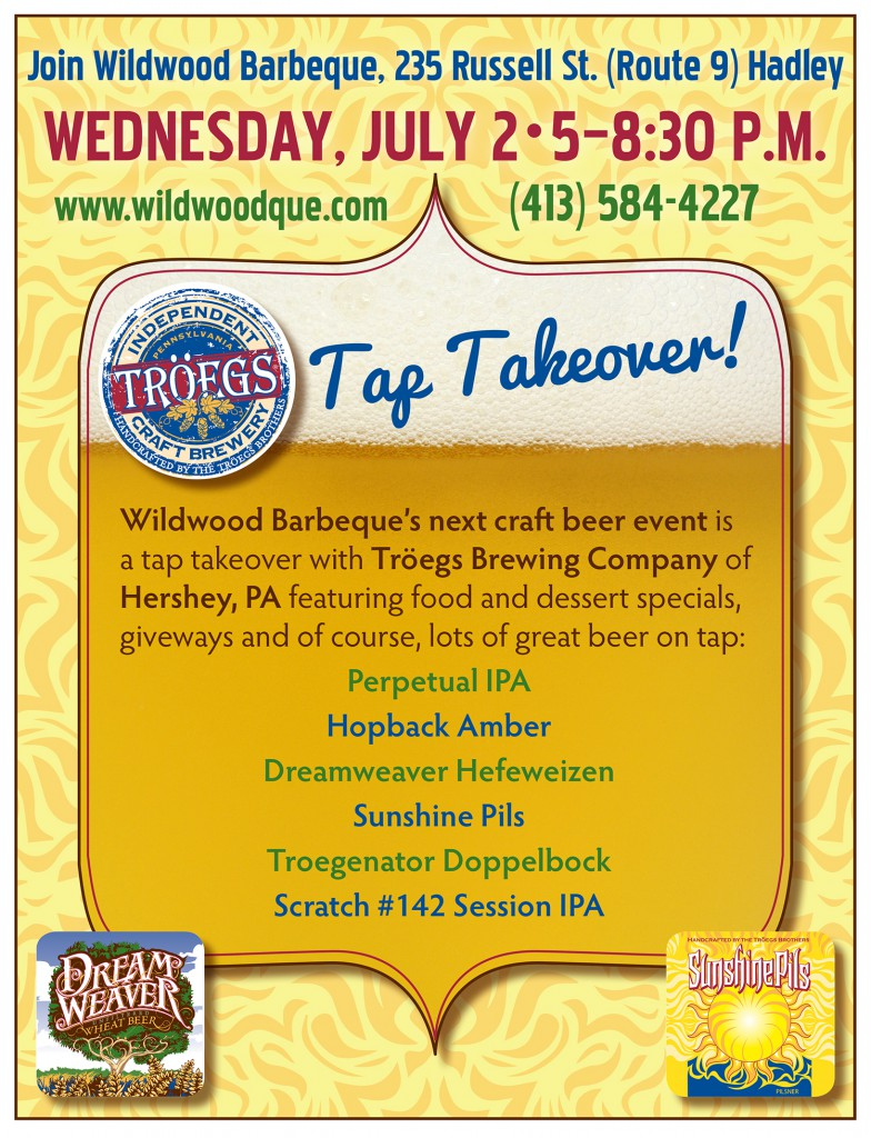 Troegs Tap Takeover