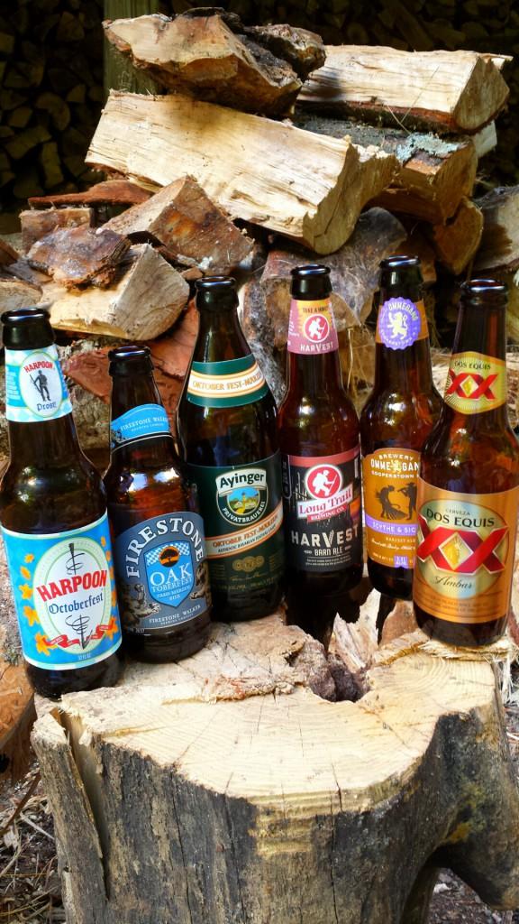 Autumnal beers