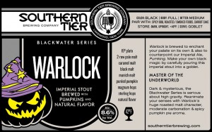 warlock label