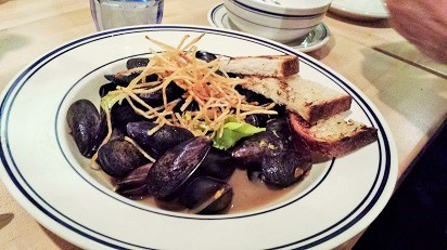 LT mussels